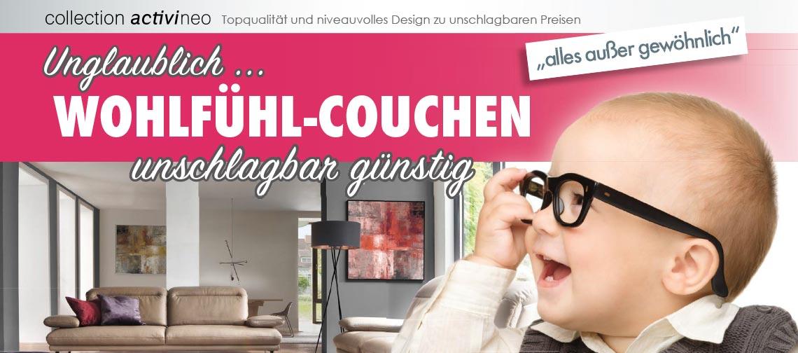 Wittgensteiner Möbelhaus - Wohlfühl-Couchen