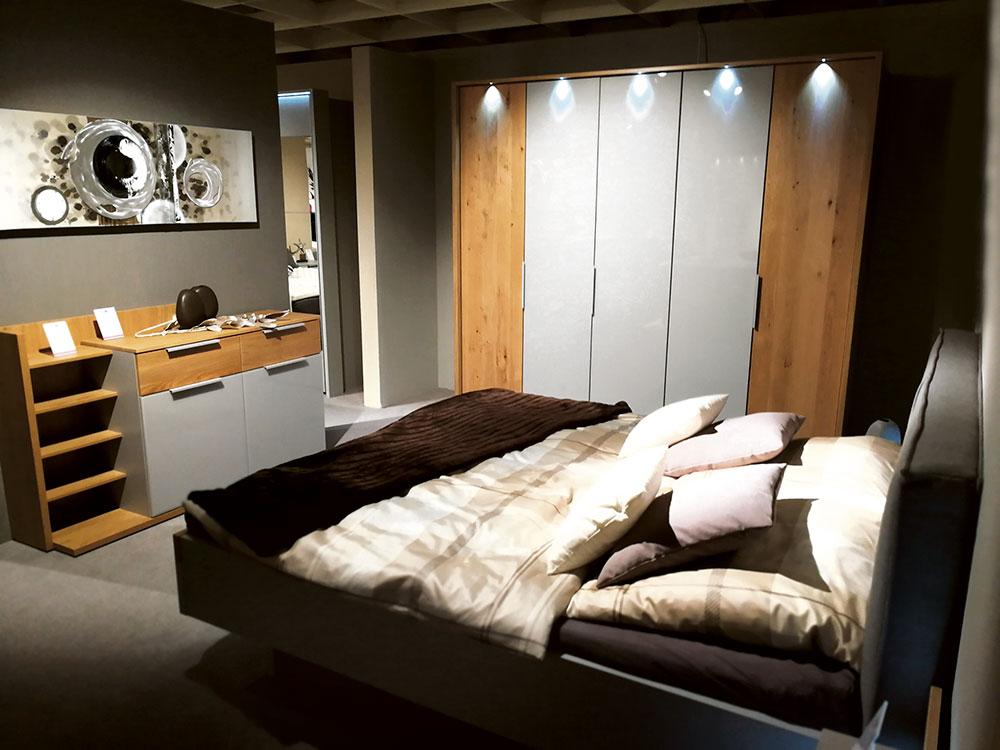 """Komplettes Schlafzimmer """"CALGARY"""" - Wittgensteiner Möbelhaus"""
