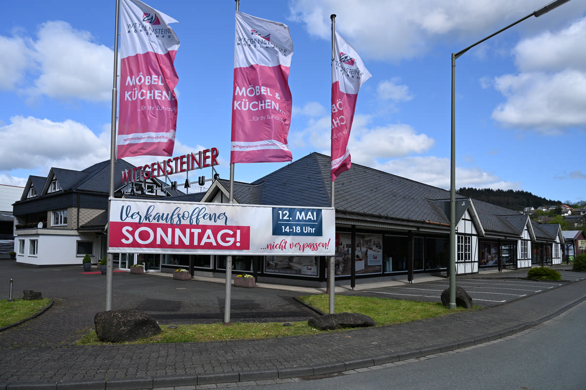 Verkaufsoffener Sonntag 12052019 Wittgensteiner Möbelhaus